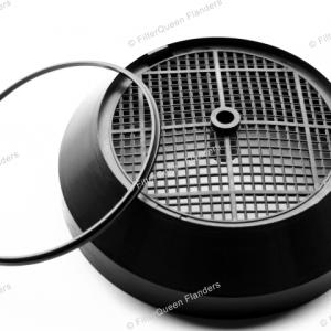 FilterQueen secundaire filterhouder